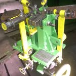 Bandsaw Setter, Dual Tooth Setter