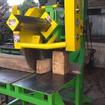 Big Pendulum Crosscut Saw for Wood Beams