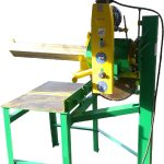 Cross-Cut Pendulum Machine