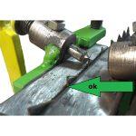 ρύθμισης των δοντιών στις πριονοκορδέλες, Μηχανημα για τσαπραζι κορδελας ξυλουργου,ξυλουργικές μηχανές