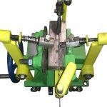 Triscadora de sierras cinta manual