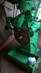 ТчПА, Ремонт На Дърводелски И Дървопреработващи Машини